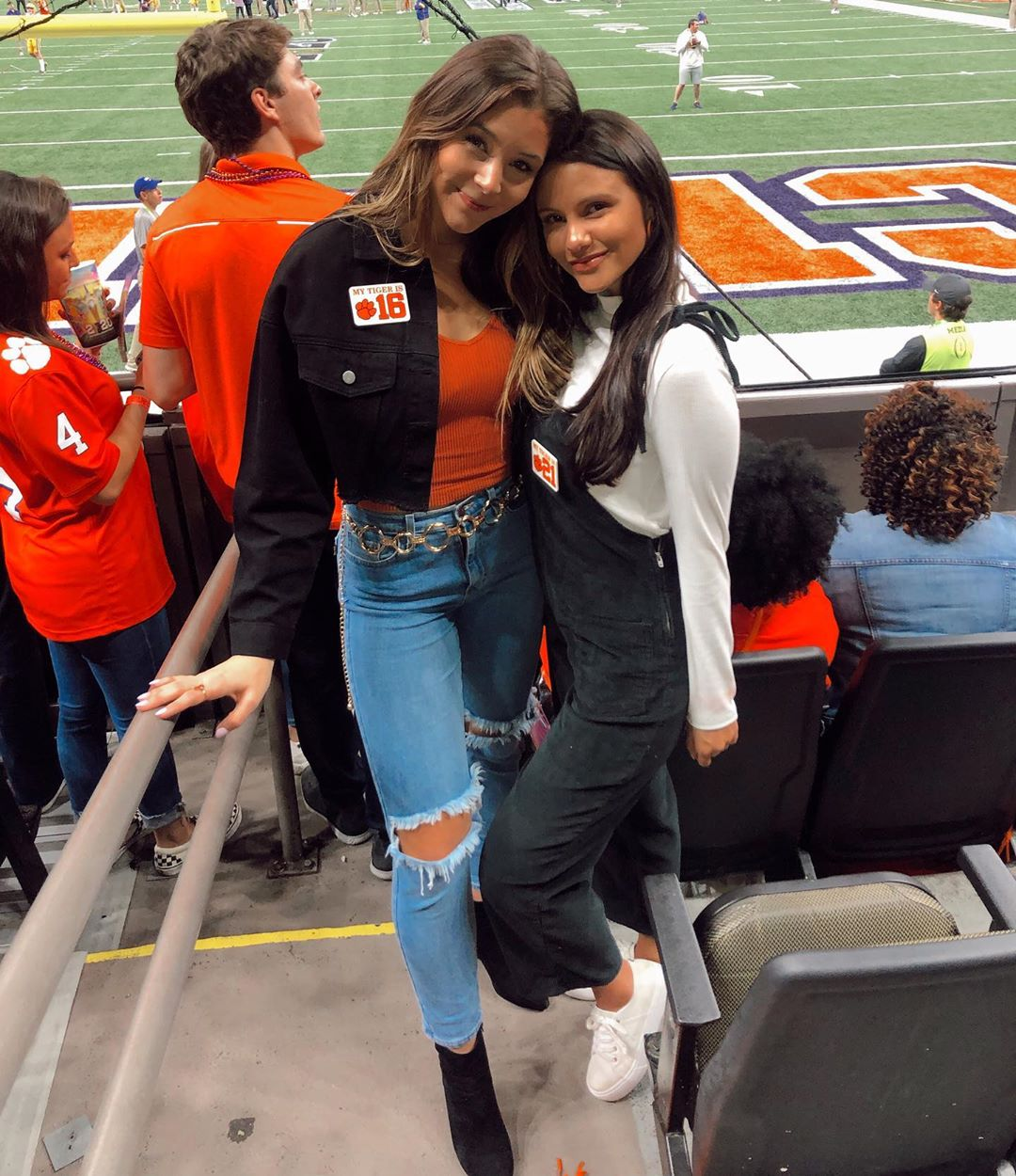 Trevor Lawrence's GF Shares Chad Morris Quote